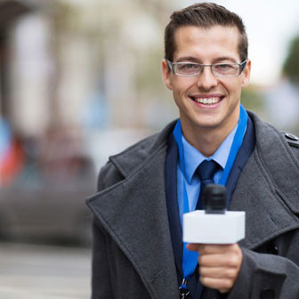 Reporter d' assalto e inviati